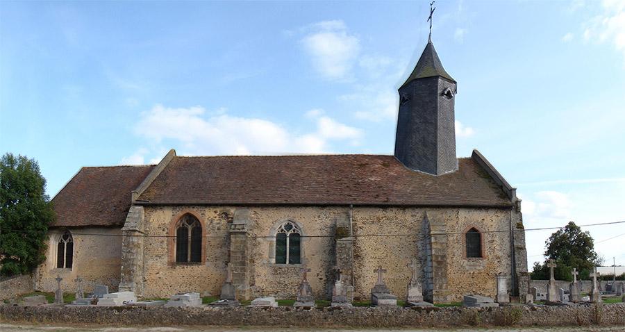 Armentieres St Martin's church