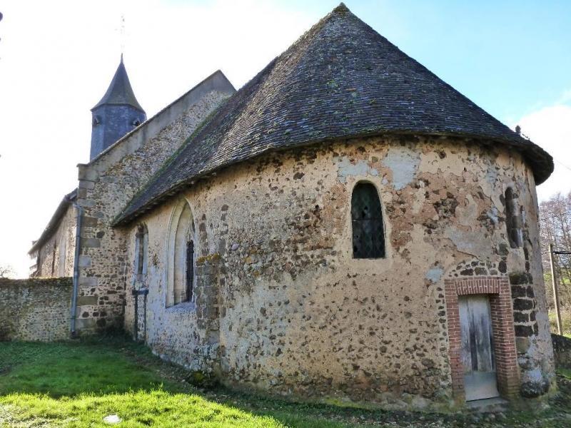 Armentieres church chancel